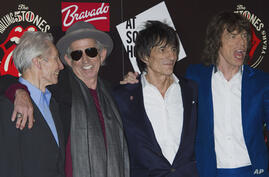 La banda, integrada por Mick Jagger, Keith Richards, Charlie Watts y Ron Wood, regresa con más fuerza.