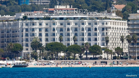 The 74th Cannes Film Festival - The Croisette
