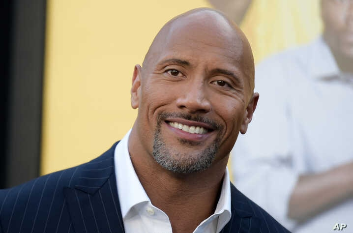 "El actor Dwayne 'The Rock' Johnson es la estrella principal de ""Skyscraper""."