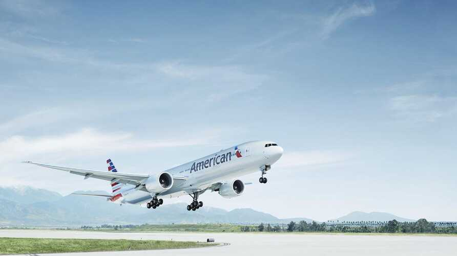 American Airlines compra acciones en China Southern Airlines.