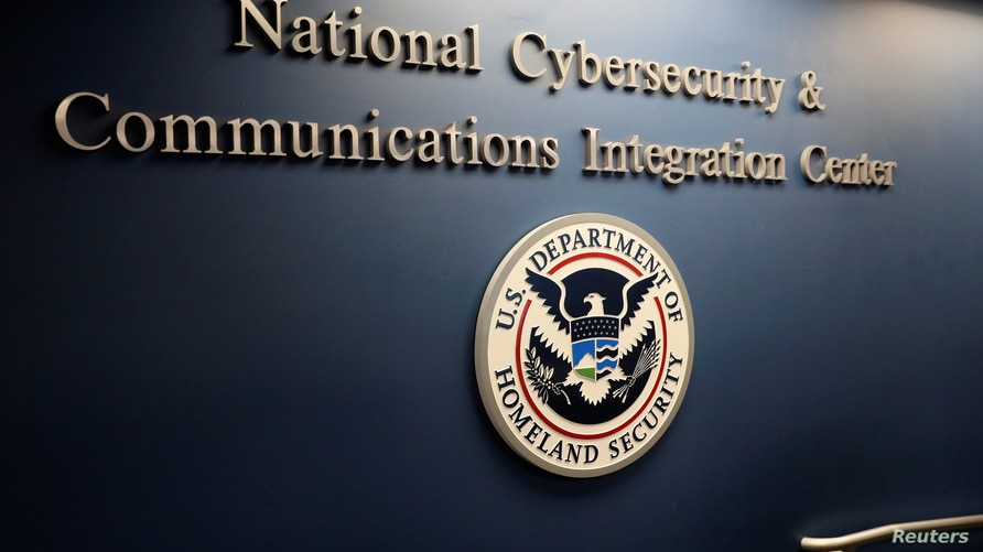The U.S. Department of Homeland Security National Cybersecurity and Communications Integration Center (NCCIC) in Arlington,…