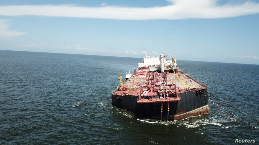 The Nabarima floating storage and offloading (FSO) facility, operated by the Petrosucre joint venture between Venezuelan state…