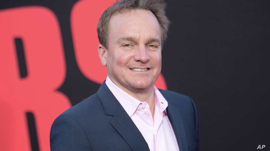 """Chris Fenton attends the LA Premiere of """"Blockers"""" at the Regency Village Theatre on Tuesday, April 3, 2018, in Los Angeles. …"""