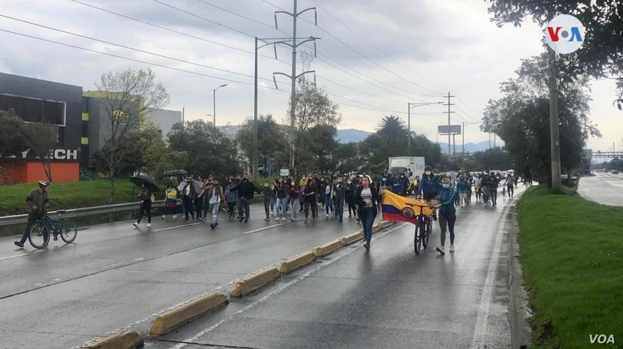 Colombia Protest 4