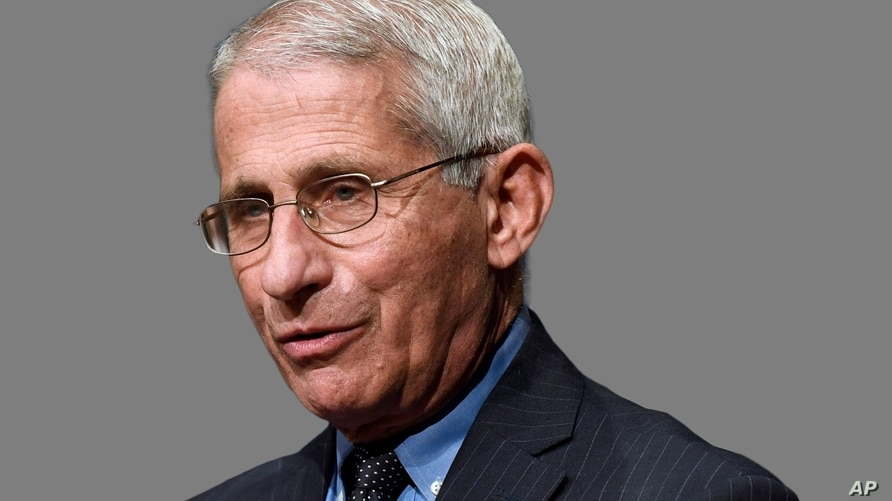 Anthony Fauci, as US National Institute of Allergy and Infectious Diseases director, testifies before a House Committee on…