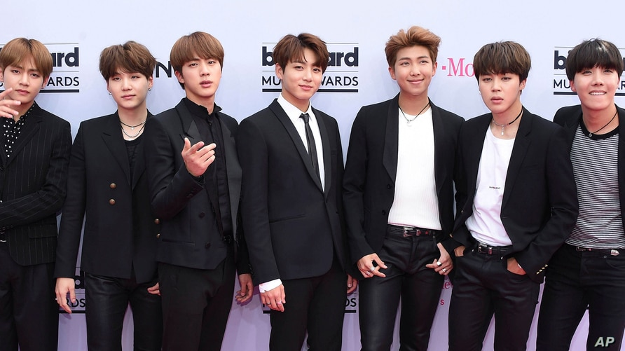 OCTOBER 13th 2020: South Korean K-Pop boy band BTS faces uproar in China over Korean War comments. Chinese nationalists were…